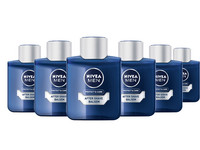 6x Nivea Protect & Care Aftershave
