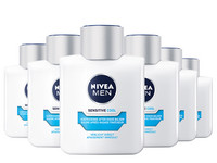 6x Nivea Men Aftershave-Balsam