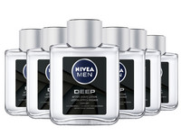 6x Deep Aftershave-Lotion | 100 ml