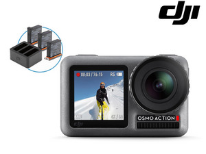 DJI Osmo Action + Charging Kit
