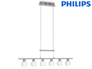 Philips Roch LED Hanglamp | 6x 3,6 W