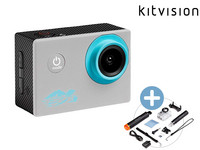 KitVision 4K Action Camera Adventure Pack