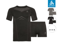 Odlo Performance Evolution Light Shorts + Shirt