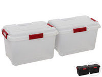 2x Keter Outback Opbergbox (60 L)