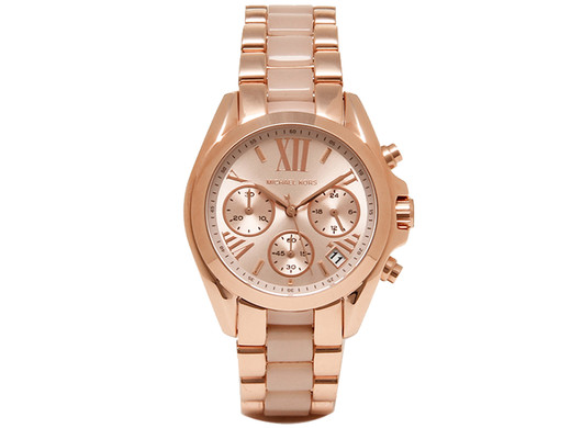 Michael Kors Bradshaw MK6066 Dameshorloge Internet's Best