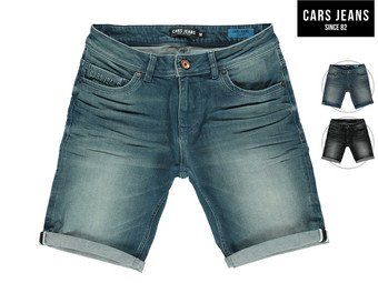 Cars Barcks Denim-Shorts