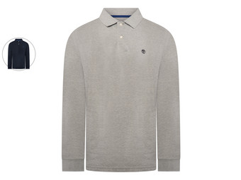 Timberland Tipped Longsleeve Polo