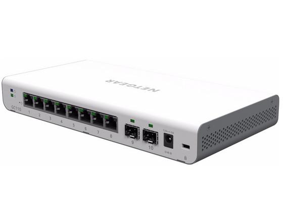 Korting Netgear GC110 Cloud Managed Switch PoE