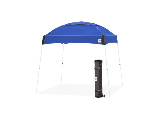 Korting E Z Up Dome Partytent Blauw | 3x3 m