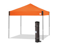 E-Z Up Pyramid Partytent Oranje | 3x3 m
