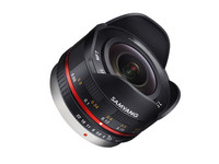 MFT Mount | 7.5mm F3.5 Fish-eye Lens