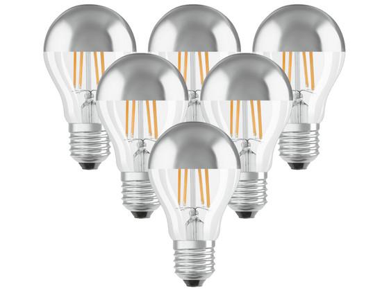 Korting 6x Osram LED Retrofit E27 Kalkar