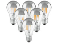 6x Osram LED Retrofit E27