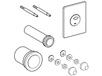 Grohe 2-teiliges WC-Pack