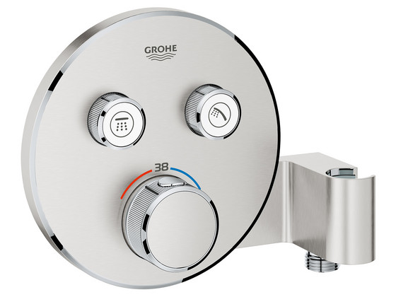 Korting Grohe Inbouwthermostaat
