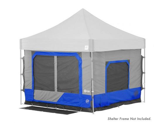 Korting E Z Up Camping Cube Vantage Pyramid | 3x3M