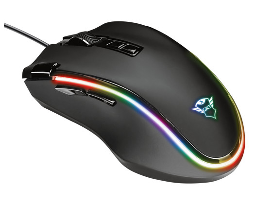 Korting Trust GXT 188 Laban RGB Gaming Mouse