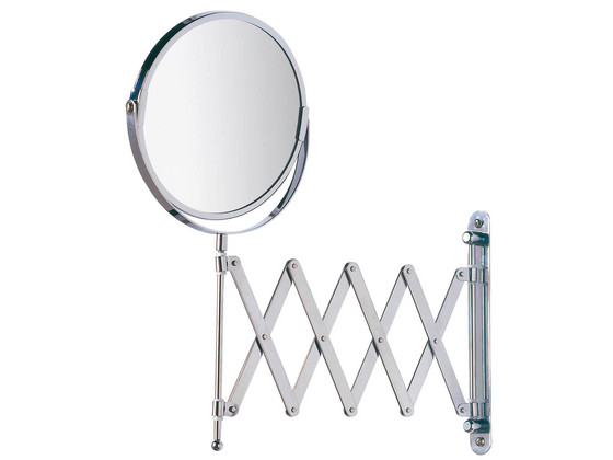 Korting Wenko Uittrekbare Wand Make up Spiegel