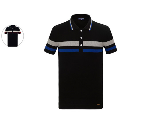 Korting Paul Parker Polo Striped