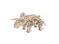 Eco-Wood-Art Triceratops