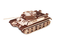 Eco-Wood-Art T-34-85-Panzer