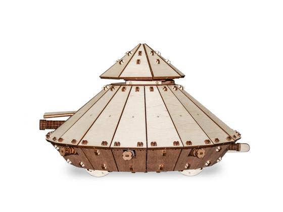 Korting Eco Wood Art Da Vinci Tank