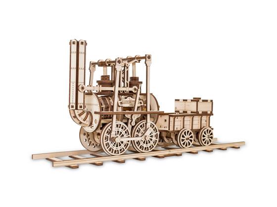 Korting Eco Wood Art Locomotief
