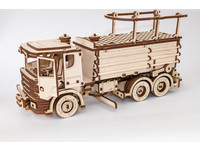 Eco-Wood-Art Snow Truck