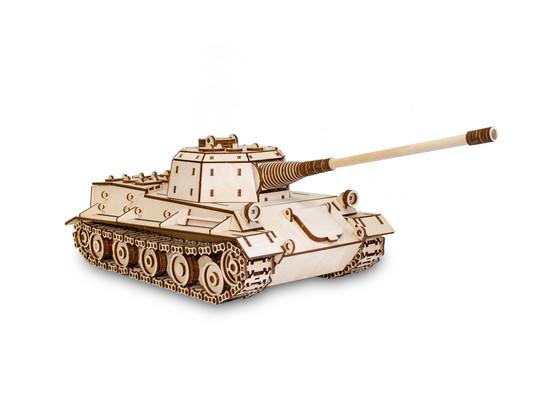 Korting Eco Wood Art Tank Lowe Houten Modelbouw