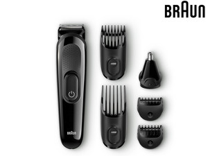 Braun Multi Grooming 6-in-1-Präzisionstrimmer