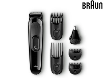 Braun Multi Grooming Kit 6-in-1