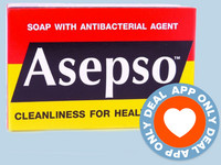 10x Asepso Desinfektionsseife | 30 g