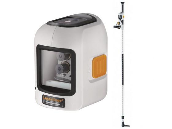 Korting Laserliner Kruislijnlaser Set