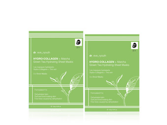2x dr. Eve_Ryouth Duo Sheet Mask Set