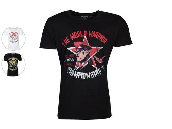 Korting Street Fighter T shirt