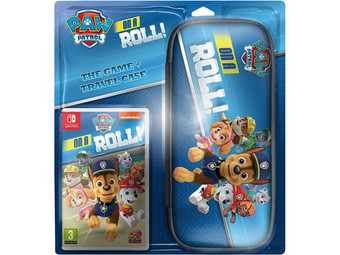 Paw Patrol: On A Roll Switch Game