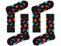 2 Paar Happy Socks | Apple
