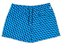 Happy Socks Swim Shorts | Filled Optic