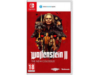 Wolfenstein 2: The New Colossus | Switch