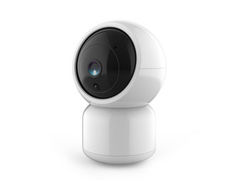Sinji Smart Tuya Wifi Camera | Indoor