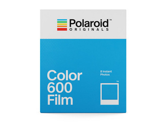 Korting Polaroid 600 Color Instant Film