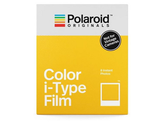 Korting Polaroid Color i Type Instant Film