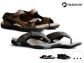 Travelin' Slippers of Sandalen