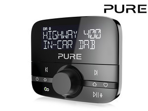 Pure Highway 400 (v2) BT & DAB+ Car Adapter