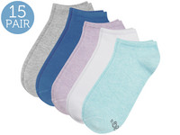 15x s.Oliver Essential Sneakersocken