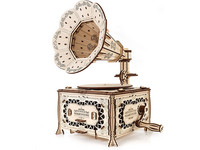 Eco-Wood-Art Grammophon