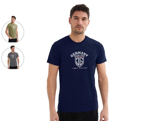 Korting Jimmy Sanders T shirt   Yuri