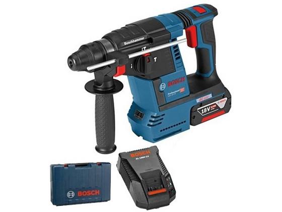Korting Bosch 18 V SDS Plus Boorhamerset