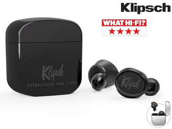 Klipsch T5 True Wireless IE Earbuds