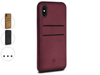 Etui Twelve South RelaxedLeather | iPhone X/Xs
